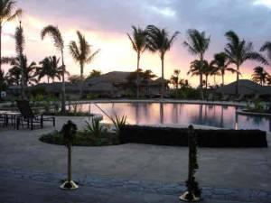 Gorgeous Kohala Coast sunsets