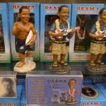 President Obama bobblehead