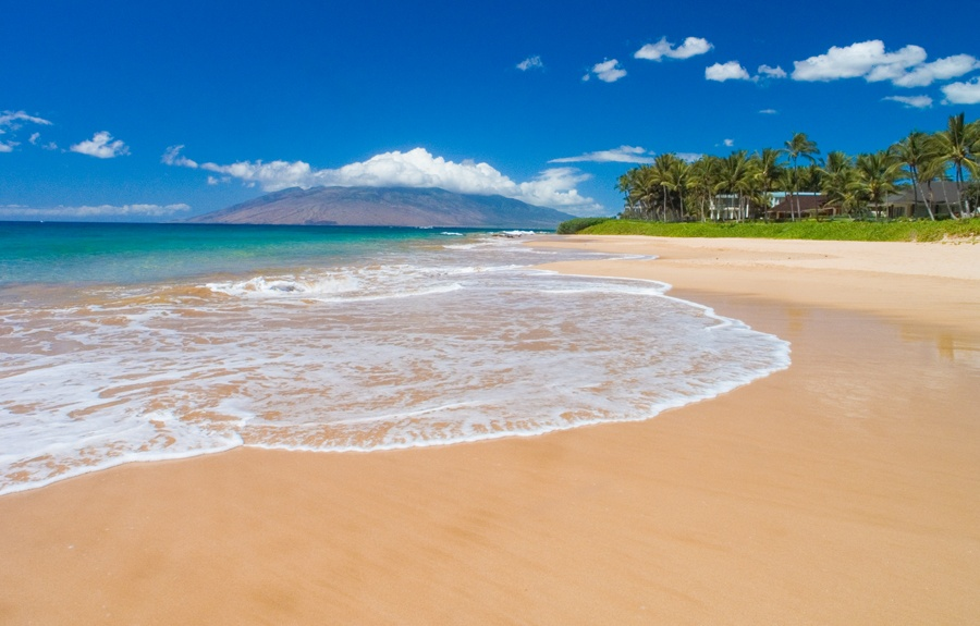 Maui Beaches People Best Beaches on Maui Keawakapu
