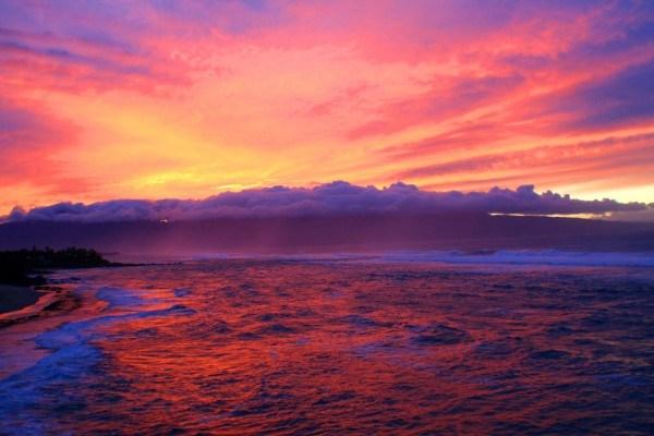 Hookipa Sunset