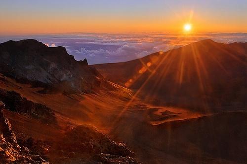 Halekala Crater Maui