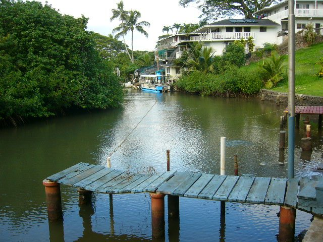 Kaneohe Canalfront