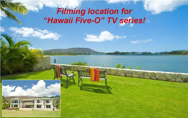 Hawaii Five-O Estate