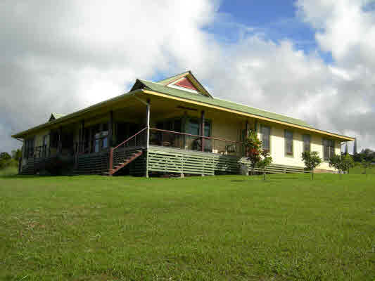 987K Big Island Ranch House For Sale Near Hawi Town Hawaii Life