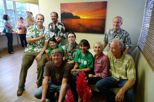 Oahu Agents at Kahala Office Opening Party