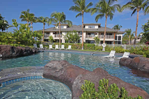 at Waikoloa Beach Villas