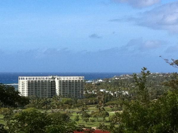 View Towards Kahala from Waialae Iki