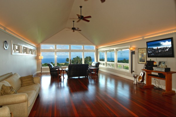 Historic Home near Hawi with Ocean View