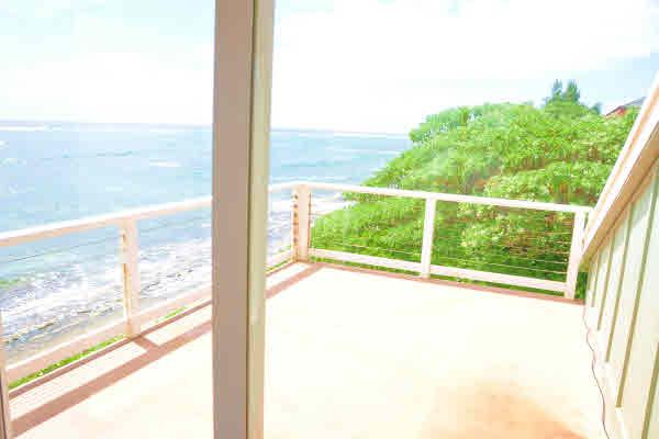 Waipouli beach house Lanai