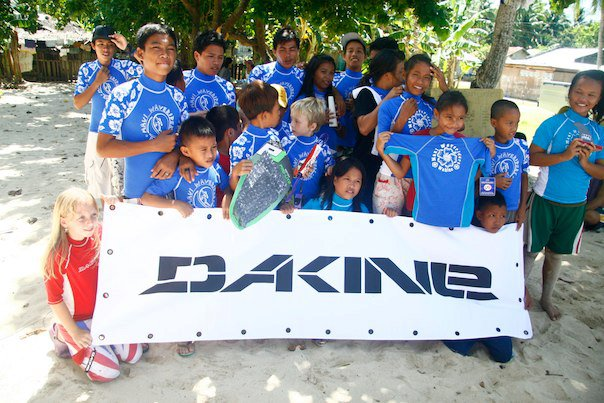 maui surf camp goes to the Philippines