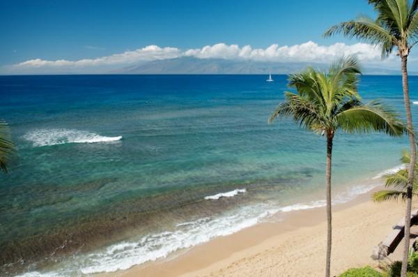 Mahana Ocean view