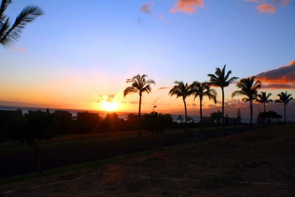Lanikeha Sunset