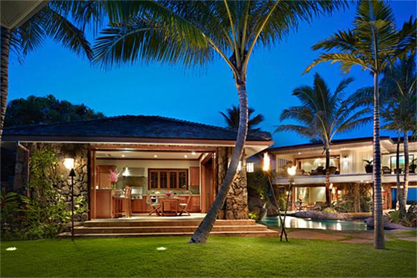 This is just one of oahu s luxury oceanfront estates for more