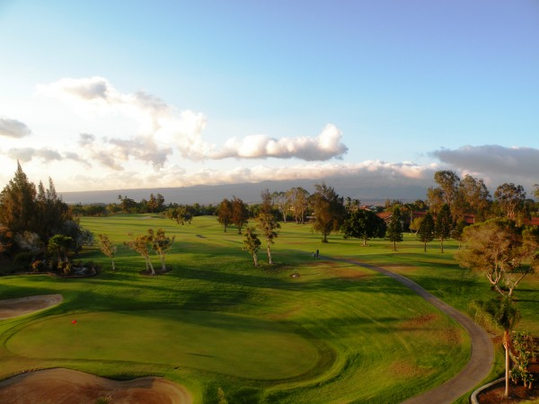 Robert Trent Jones, Jr. Waikoloa Village golf course