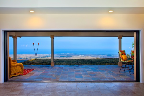 Great Room with a BIG view!