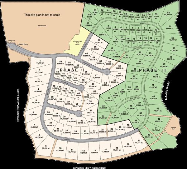 Lanikeha Map