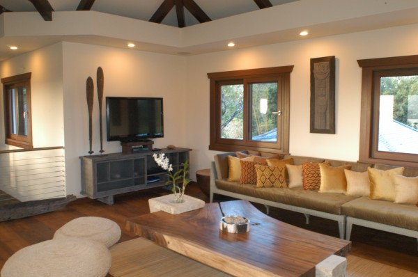 Balinese style Hanalei Home