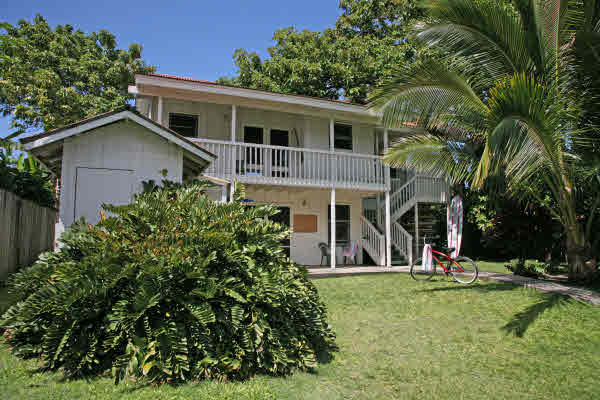 Traditional Hanalei Plantation Home