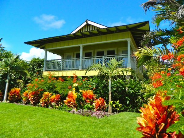 Contemporary Plantation Style Home In Kapaa Town With