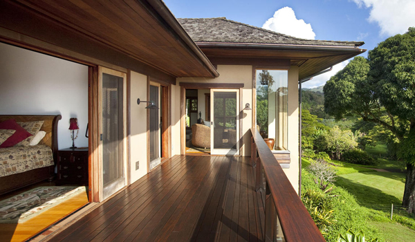 Valley house kauai pictures