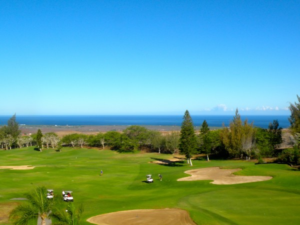 Golf & Ocean Views from Pointe at Waikoloa #106