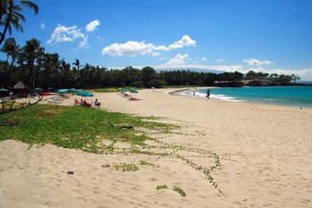 Mauna Kea Beach Kauna'oa Bay