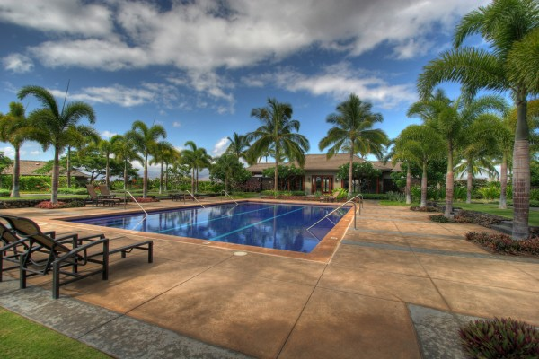 Kulalani adult pool and rec