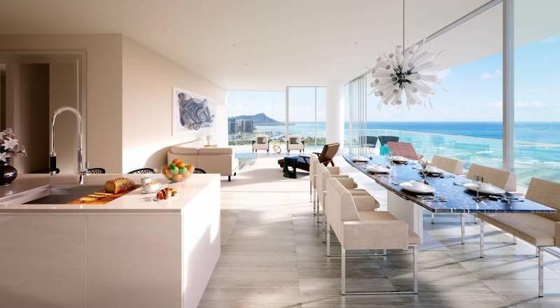 Waiea Living Room