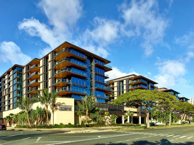 Park Lane Ala Moana Custom New Luxury Condos With