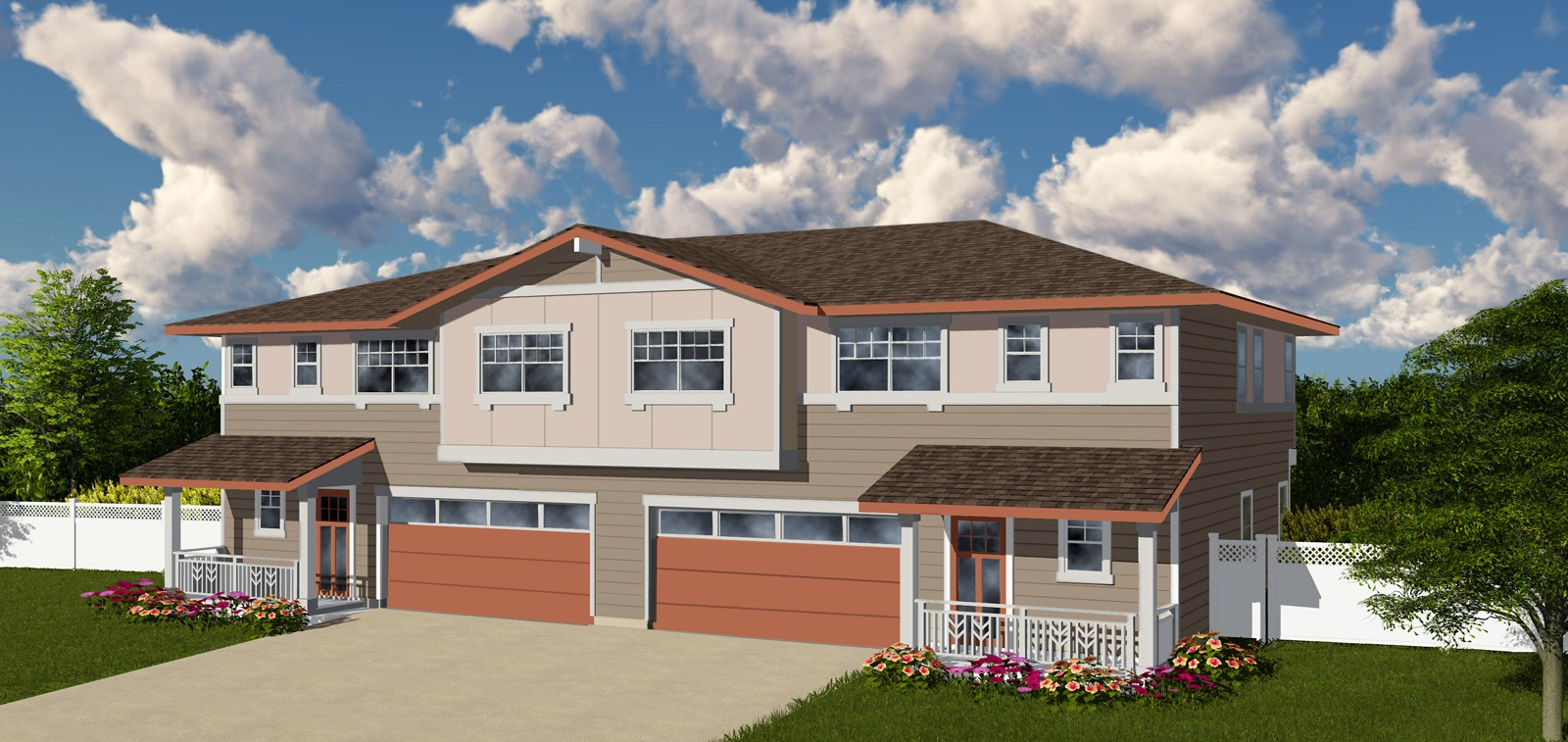 The Community Will Include Attached And Detached Single Family Homes Under Condominium Ownership