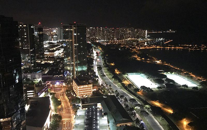 Waiea Grand Penthouse Waikiki View