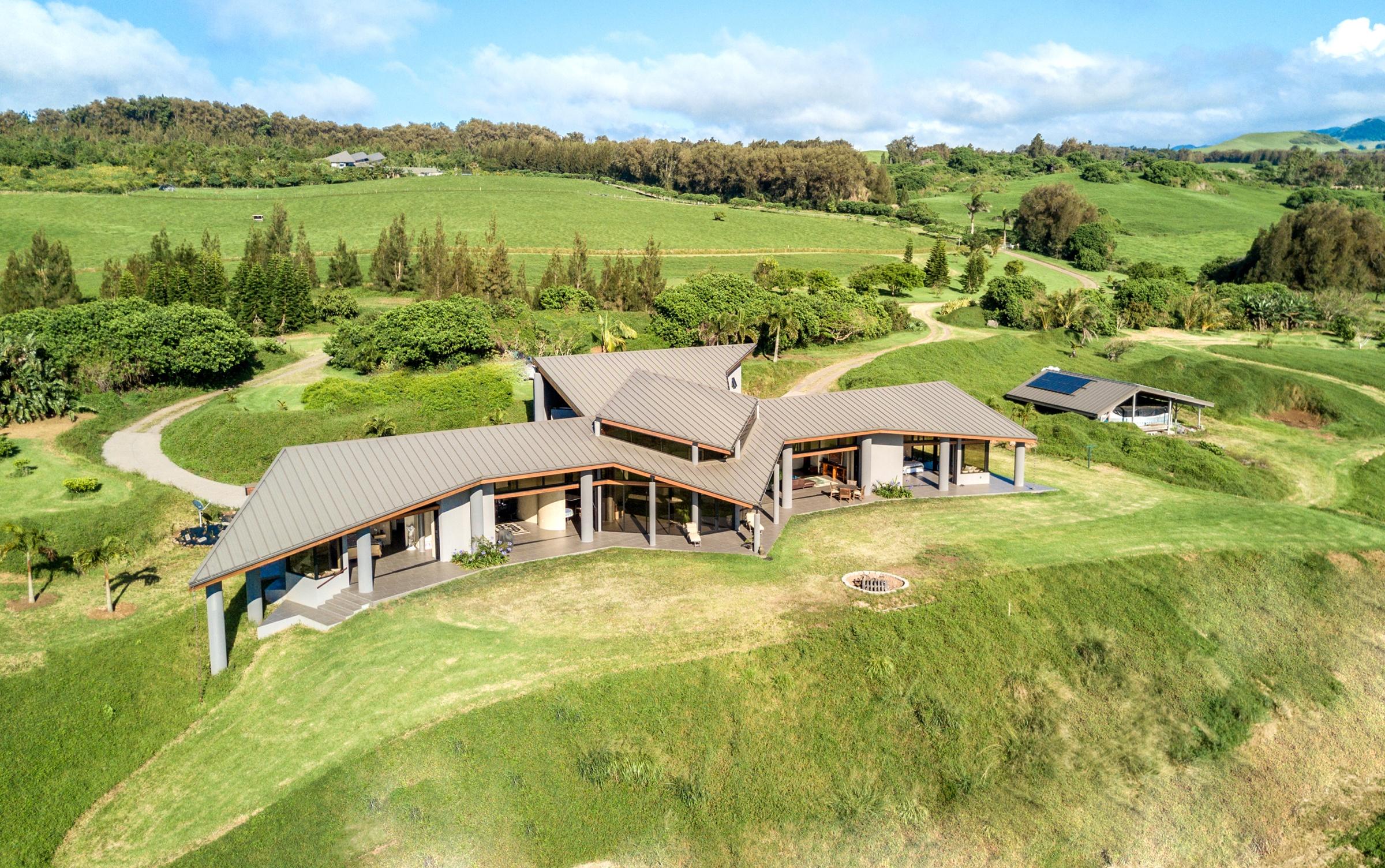Kohala estate designed like osprey