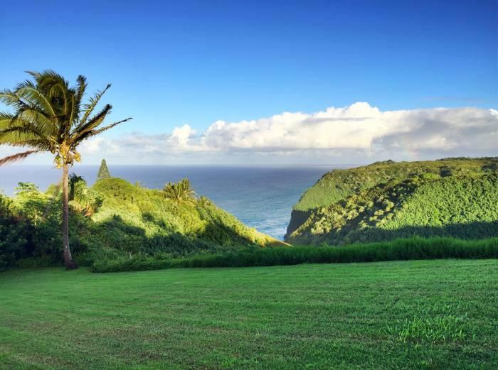 The ocean view at 802 Door od Faith Rd