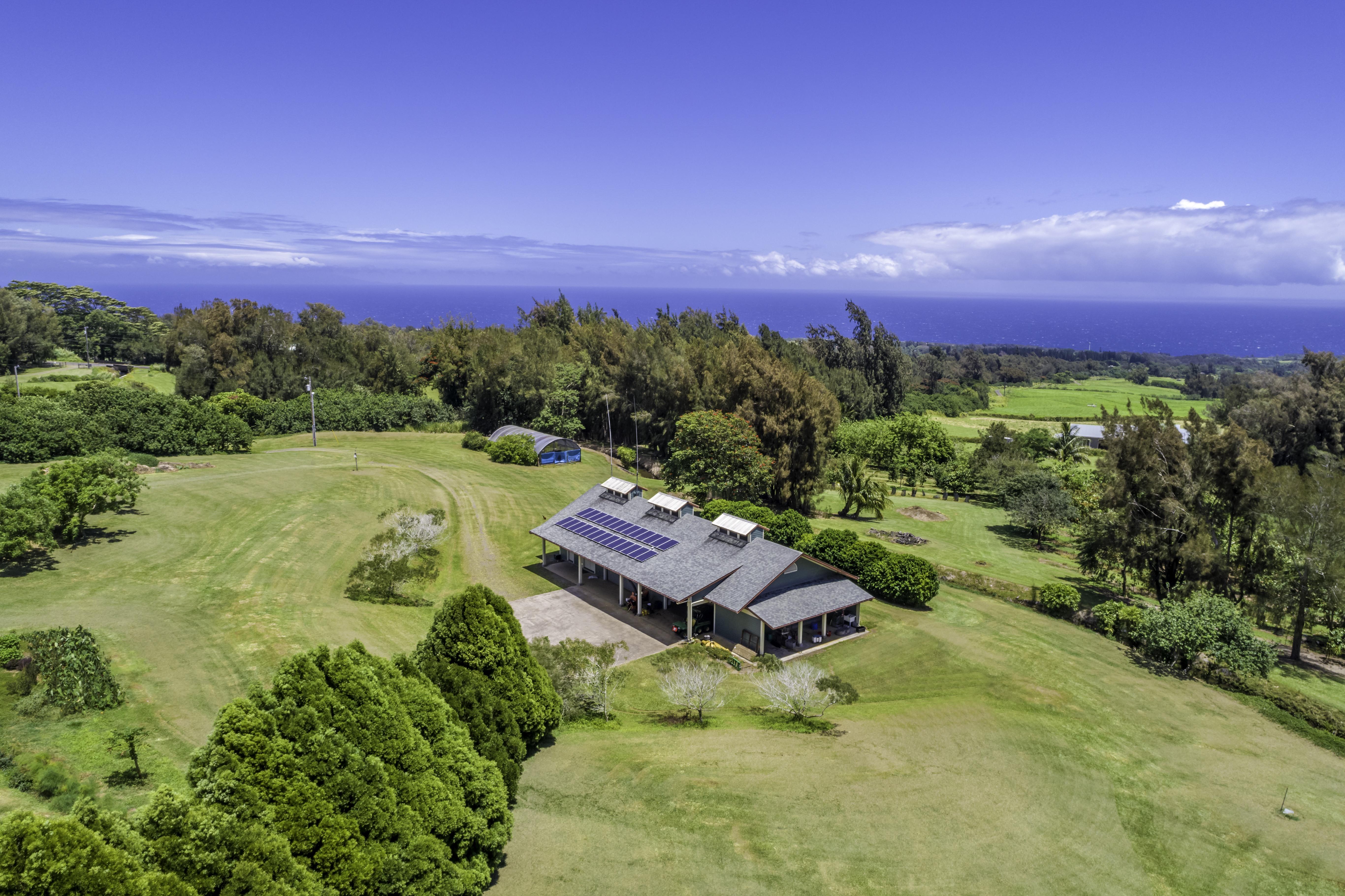 Kohala home on 100 acres