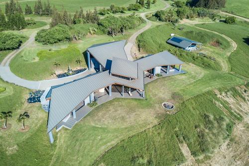 estate on Kohala Mountain Road for sale