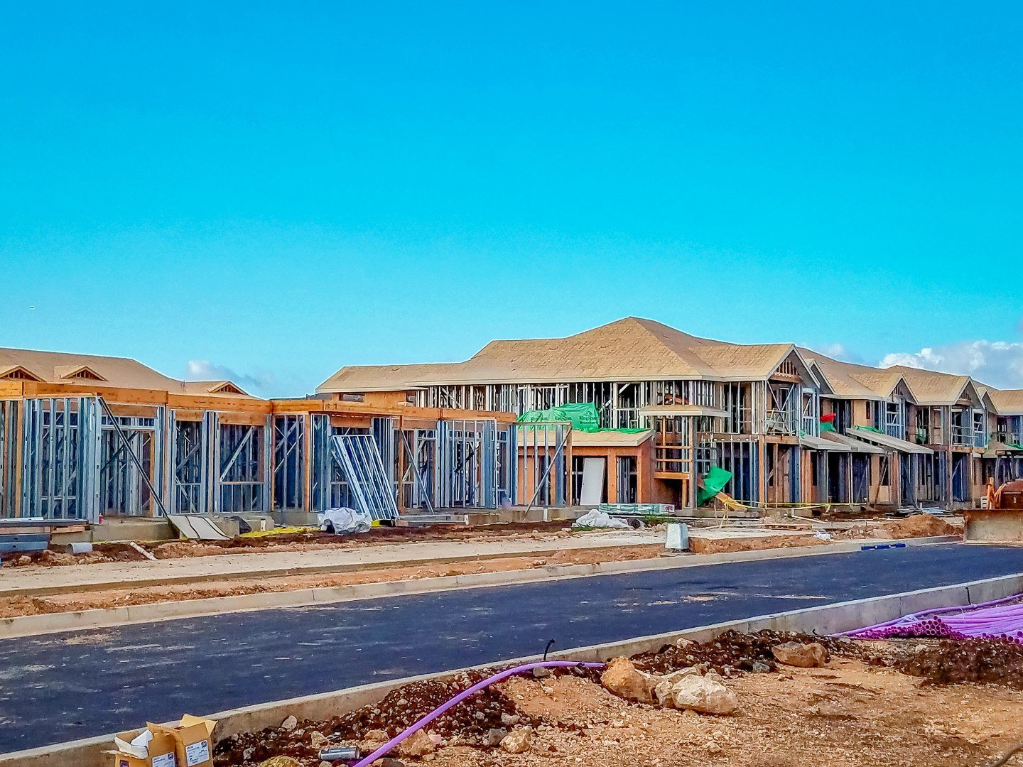 Kapolei new construction