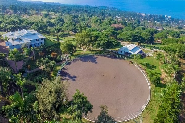 kona horse property for sale