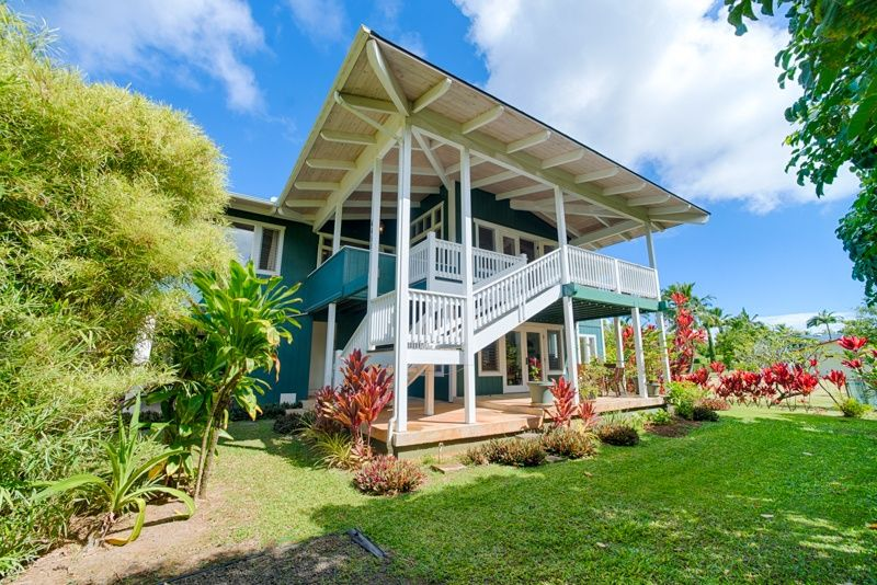 Hanalei Hawaii Homes For Sale