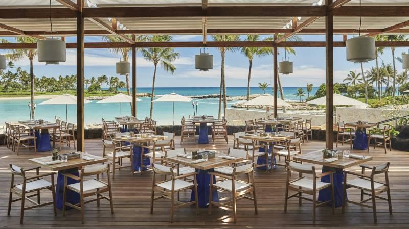 Best beachside restaurants on o ahu hawaii real estate for Fish house ko olina