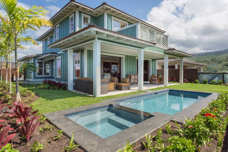 Intimate, Gated Community With Ocean and Golf Course Views ... on big villa, big balloons, big styles of homes, big estate home, big houses,