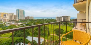 Luana Waikiki View