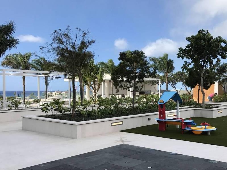 Waiea Condos playground