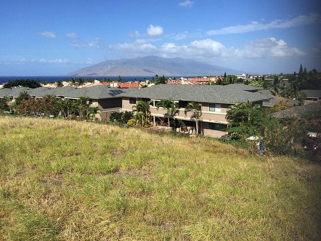 The site of Paradise Ridge Estates