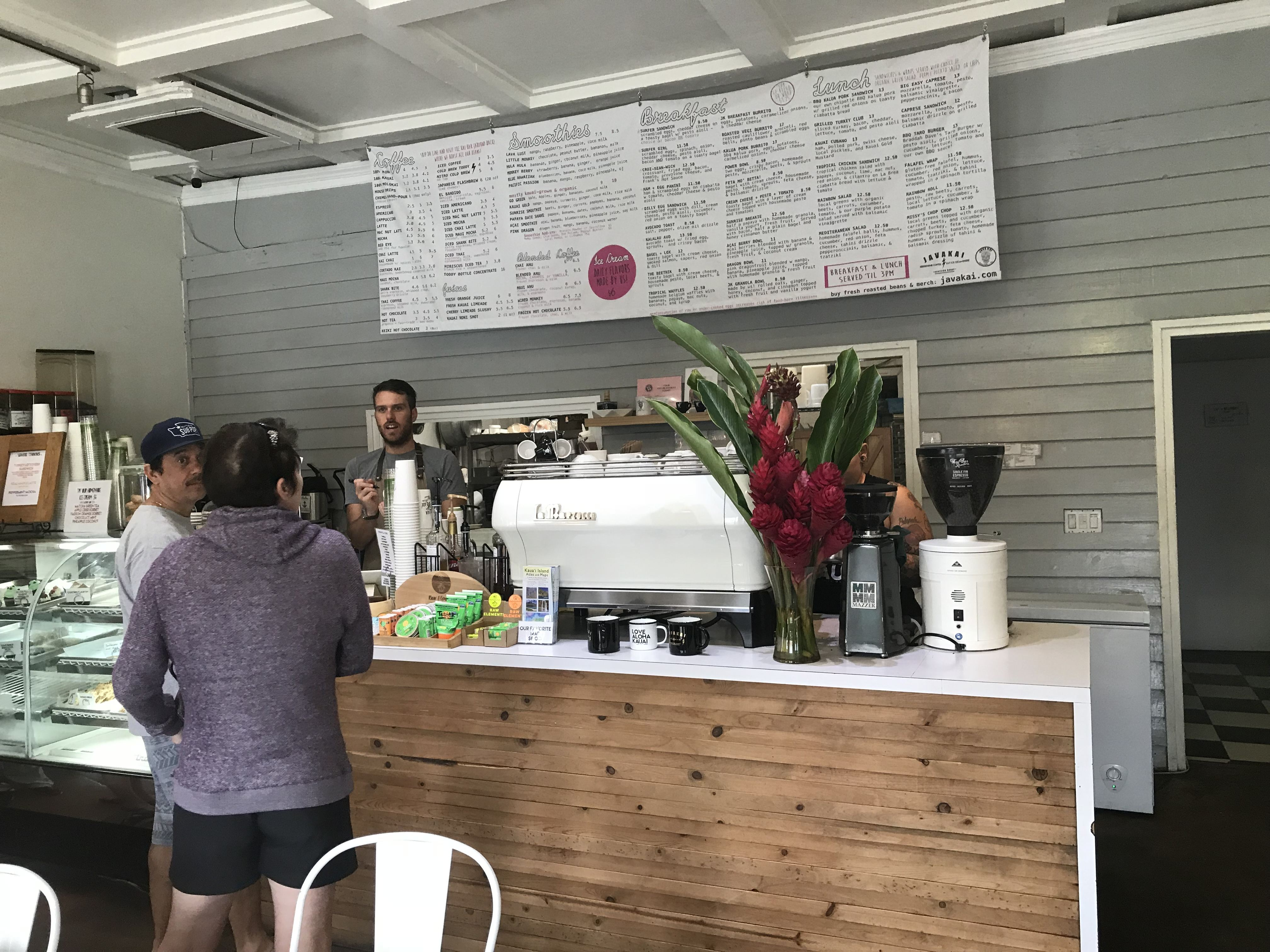 Java Kai Cafe in Kapaa