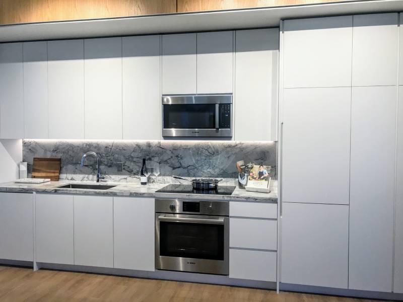 Kitchen at Allii