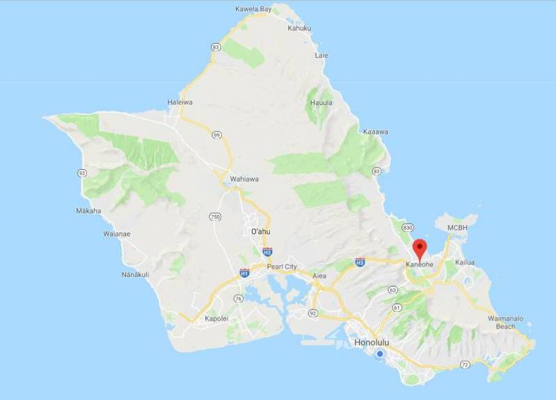 Kaneohe Oahu