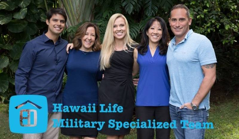 Hawaii Life Military Team