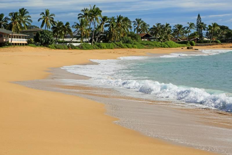 Makaha Beach Park, Oahu