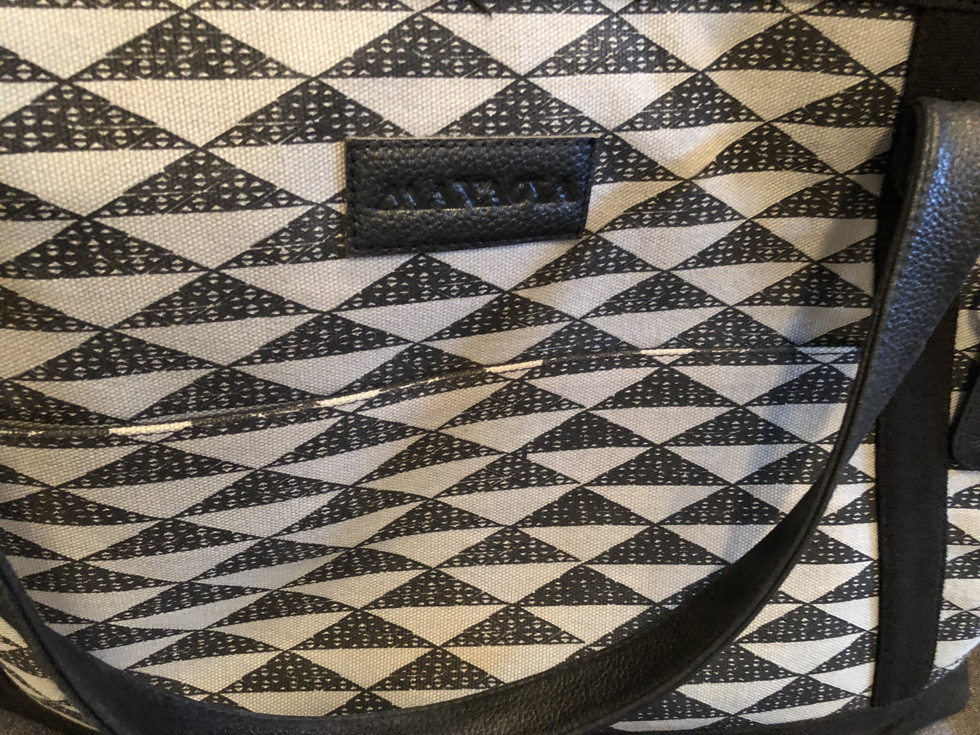 Pattern on Manaola handbag