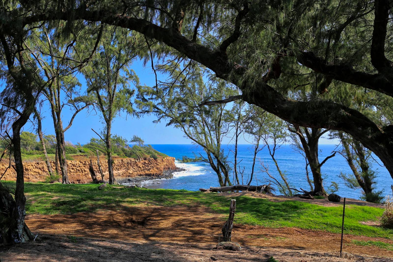 almost oceanfront acreage for sale
